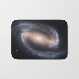 Barred spiral galaxy NGC 1300 Bath Mat