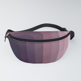 Shades of Storm Fanny Pack