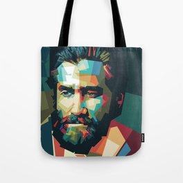 Jake Gyllenhaal - Mad4U Tote Bag