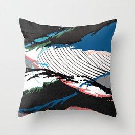 ※ Stormy Mountain ※ Throw Pillow