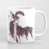 pride Mugs featuring Pride by STiCK MONSTER iNK