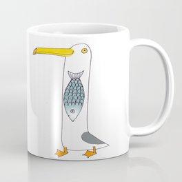 Seagull (Big Fish) Coffee Mug