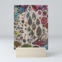 Behind the Veil Mini Art Print