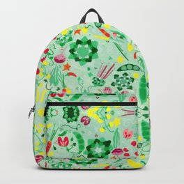 Veggie Fiesta Backpack