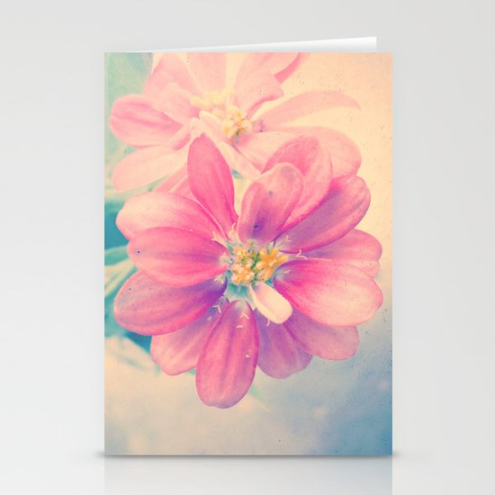 Flowers forest  Stationery Cards