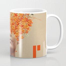 Bird Flight in Autumn Coffee Mug