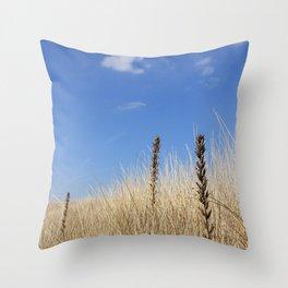 Ammophila Throw Pillow