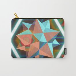 super intelligent geometry Carry-All Pouch