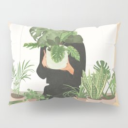 My Little Garden II Pillow Sham