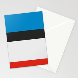 Mid Century Modern Vintage 26 Stationery Cards