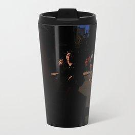 Damien from The Omen Travel Mug