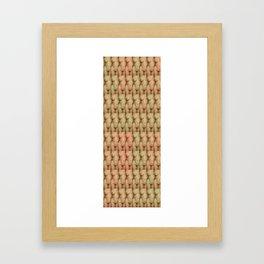 8 X 8 or 64 Framed Art Print