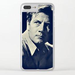 Joel McCrea, Vintage Actor Clear iPhone Case