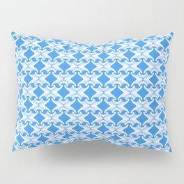Quadrille - Blue & White Pillow Sham