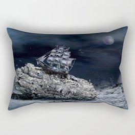aground Rectangular Pillow