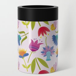 Flowers and Butterflies Can Cooler