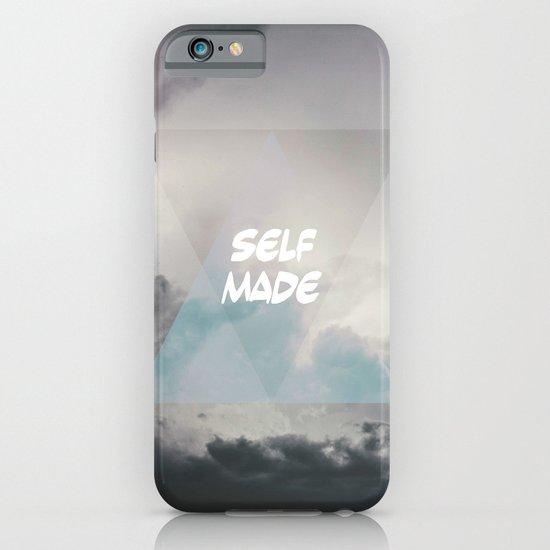 self made iPhone & iPod Case
