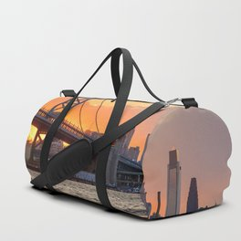 Philadelphia 02 - USA Duffle Bag