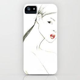 Japa iPhone Case
