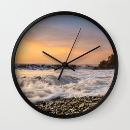 Copper Coast Sunrise 1 Wall Clock