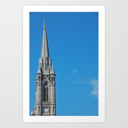 St Colman's Cathedral, Cobh Art Print