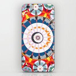 A Whirlygig (n) iPhone Skin