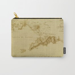 Map of Naples 1819 Carry-All Pouch