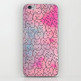 cats new colour 626 iPhone Skin