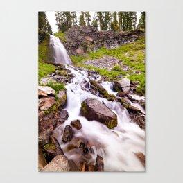 Plaikni Falls Canvas Print
