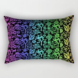 Joshua Tree Colores By CREYES Rectangular Pillow