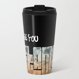 Bust A Move Travel Mug