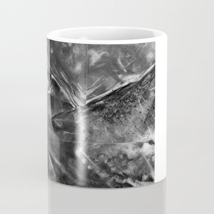Black Crystal Coffee Mug