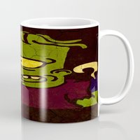 simpson Mugs featuring Bart Simpson by Jide