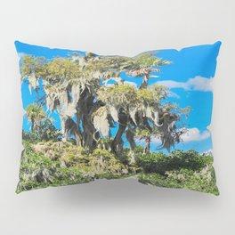 One Big Mossy Tree Pillow Sham