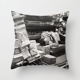 Hong Kong #31 Throw Pillow