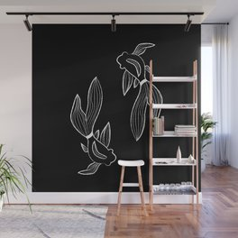 attraction Wall Mural