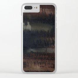 Ruin Clear iPhone Case