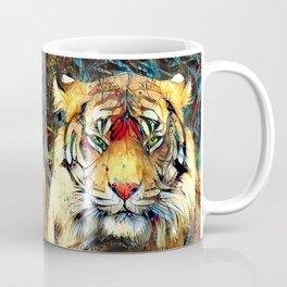 Fantazi (Tiger is Not Amused II) Coffee Mug