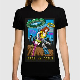 Bags or Coils T-shirt