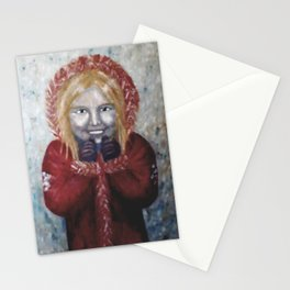 Cosy Winter Stationery Cards