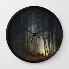 enD of nigHt fanTasy Wall Clock