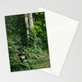 Relaxing in the Woods // Ohio Stationery Cards