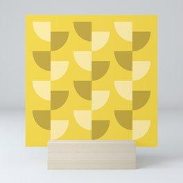 Lemon Slices in the Summer Sun Mini Art Print