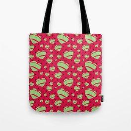 Retro Hearts - design by Jezli Pacheco Tote Bag