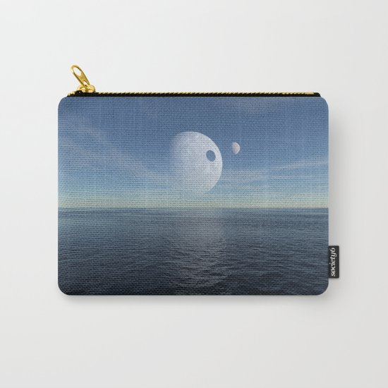 Alien morning Carry-All Pouch