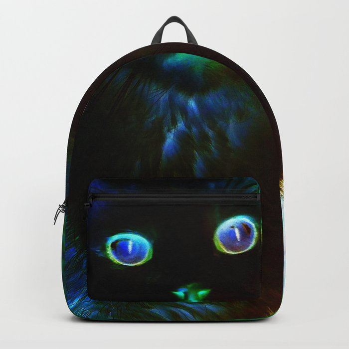 Spooky Cat Backpack