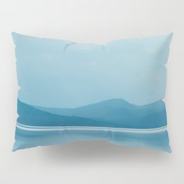 Cuitzeo Lake Pillow Sham