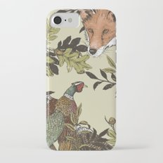 Fox & Pheasant iPhone 7 Slim Case