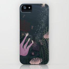 Just a dream iPhone Case