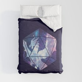 D20 Dragon Bright Soul Comforters